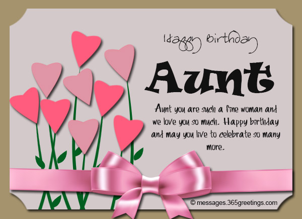 Aunt You Are Such Aunty Birthday Wishes