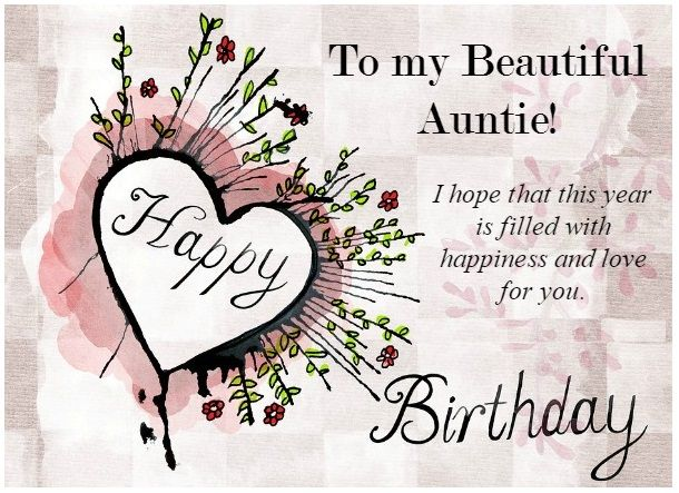I Hope That This Year Aunty Birthday Wishes
