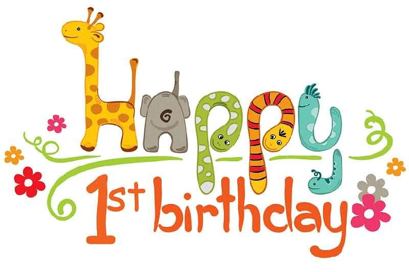 1st Birthday Card Baby Boy Birthday Wishes