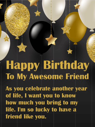 As You Celebrate Another Friend Birthday Wishes