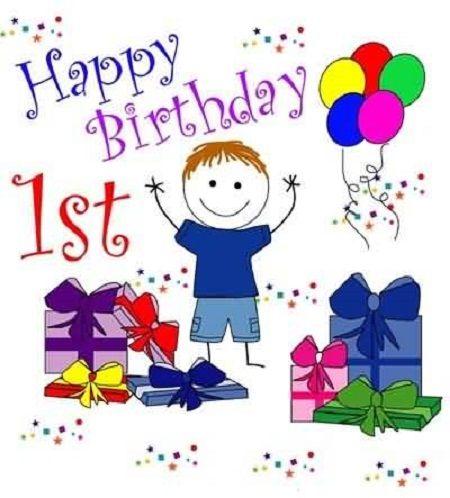 Happy Birthday 1st Gift Baby Boy Birthday Wishes