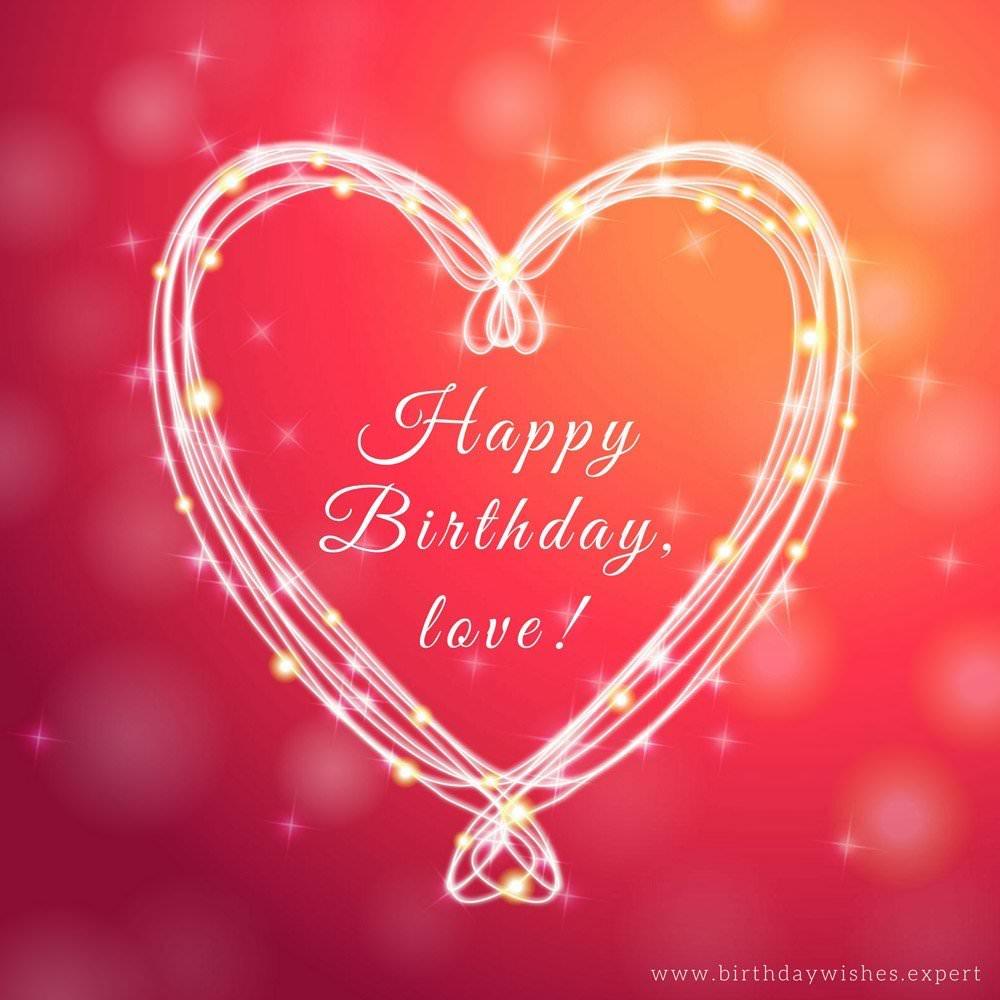 Happy Birthday Love Boyfriend Birthday Wishes