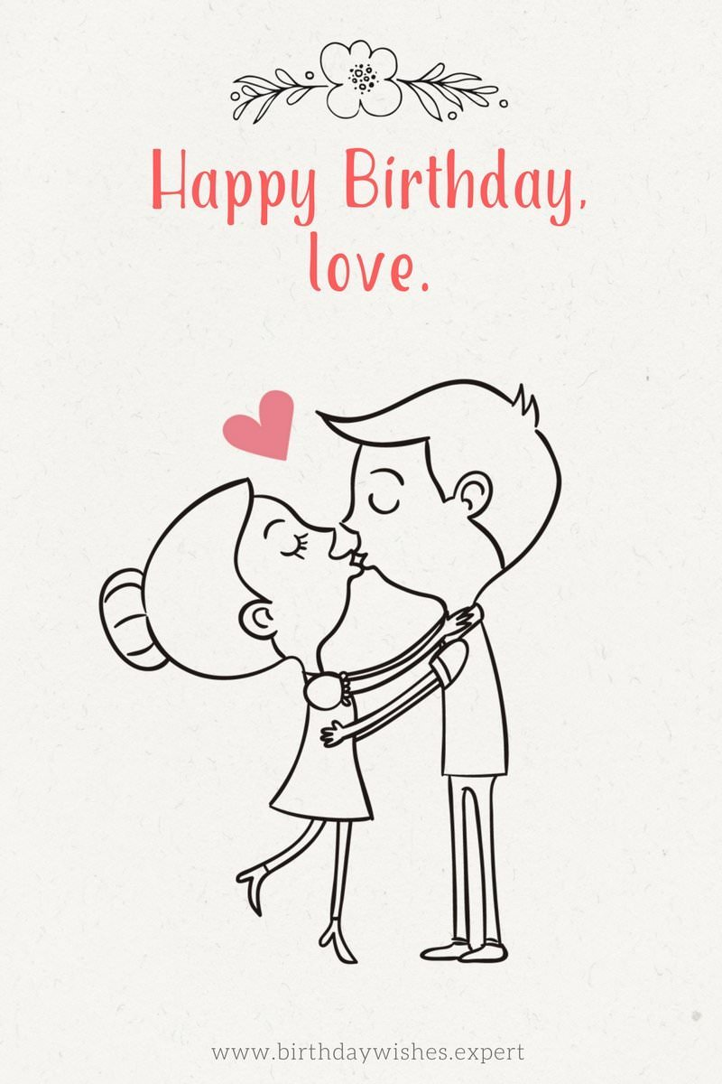 Happy Birthday Love Couple Birthday Wishes