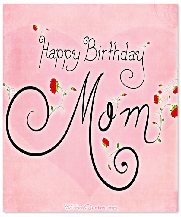Happy Birthday Mom Mom Birthday Wishes