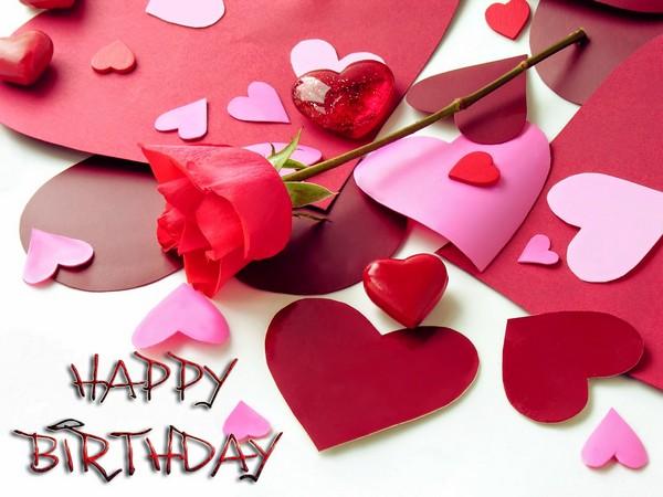 Happy Birthday Rose Fiance Birthday Wishes