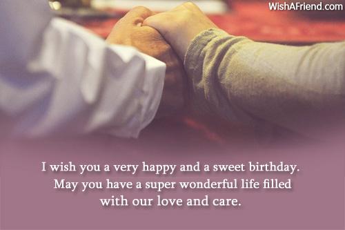 I Wish You A Very Husband Birthday Wishes