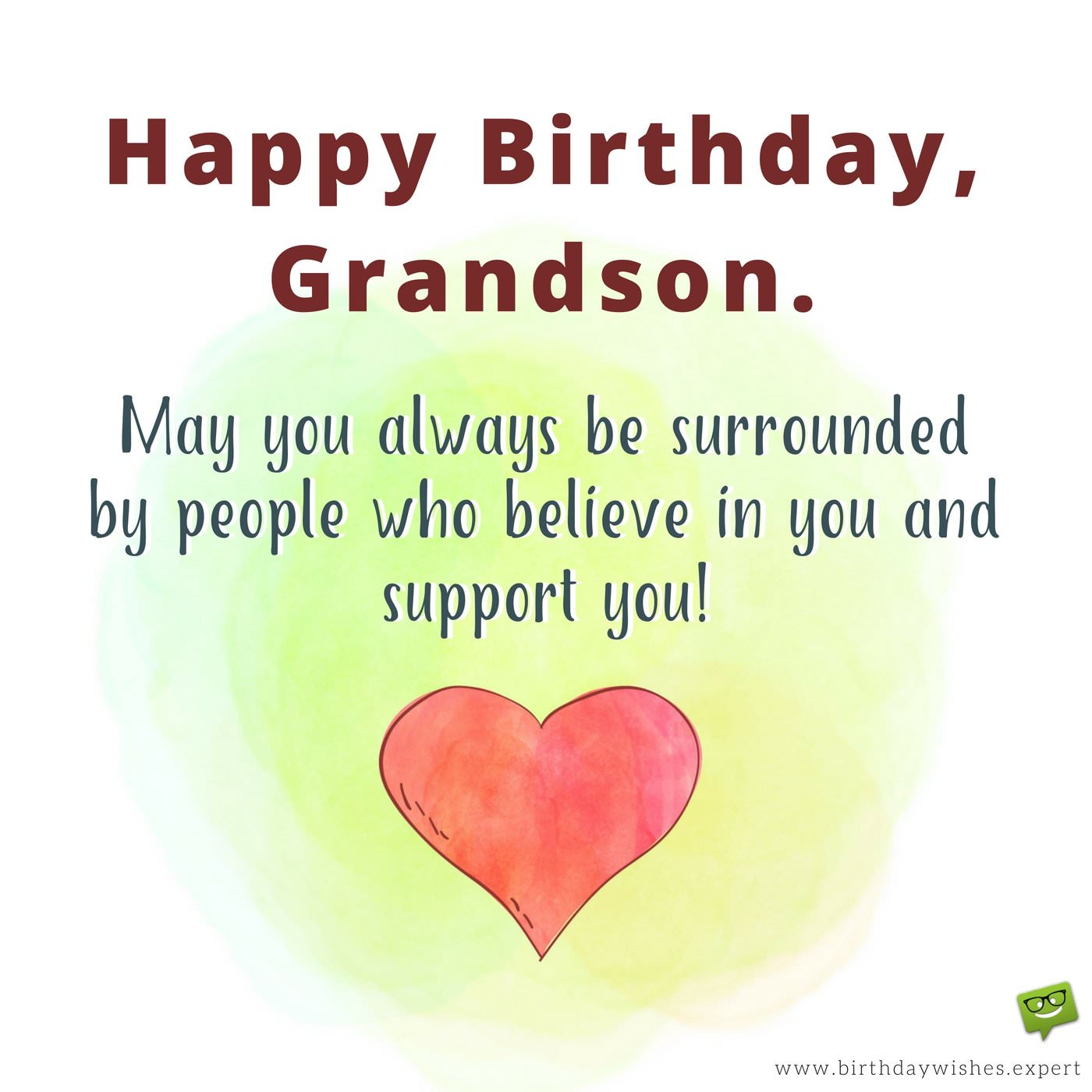 May You Always Be Grandson Birthday Wishes