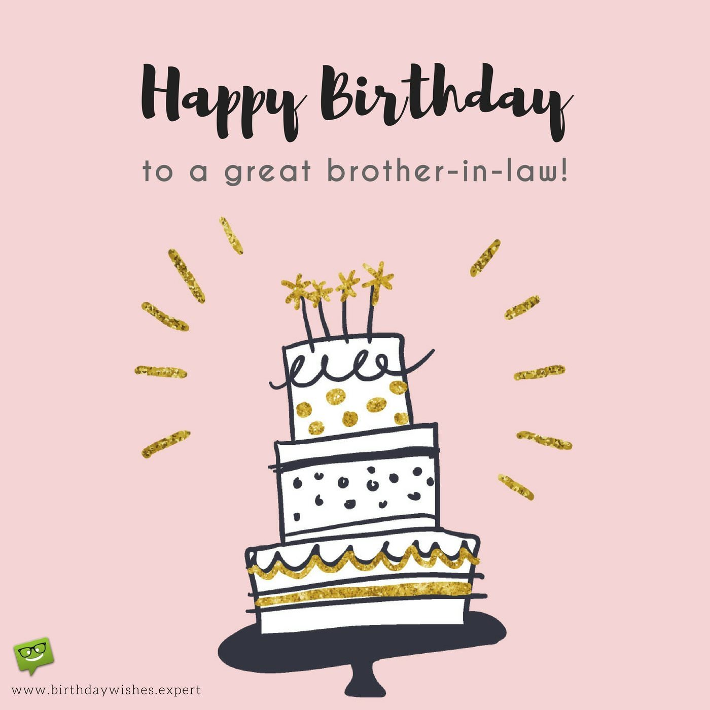 To A Great Brother In Law Brother In Law Birthday Wishes