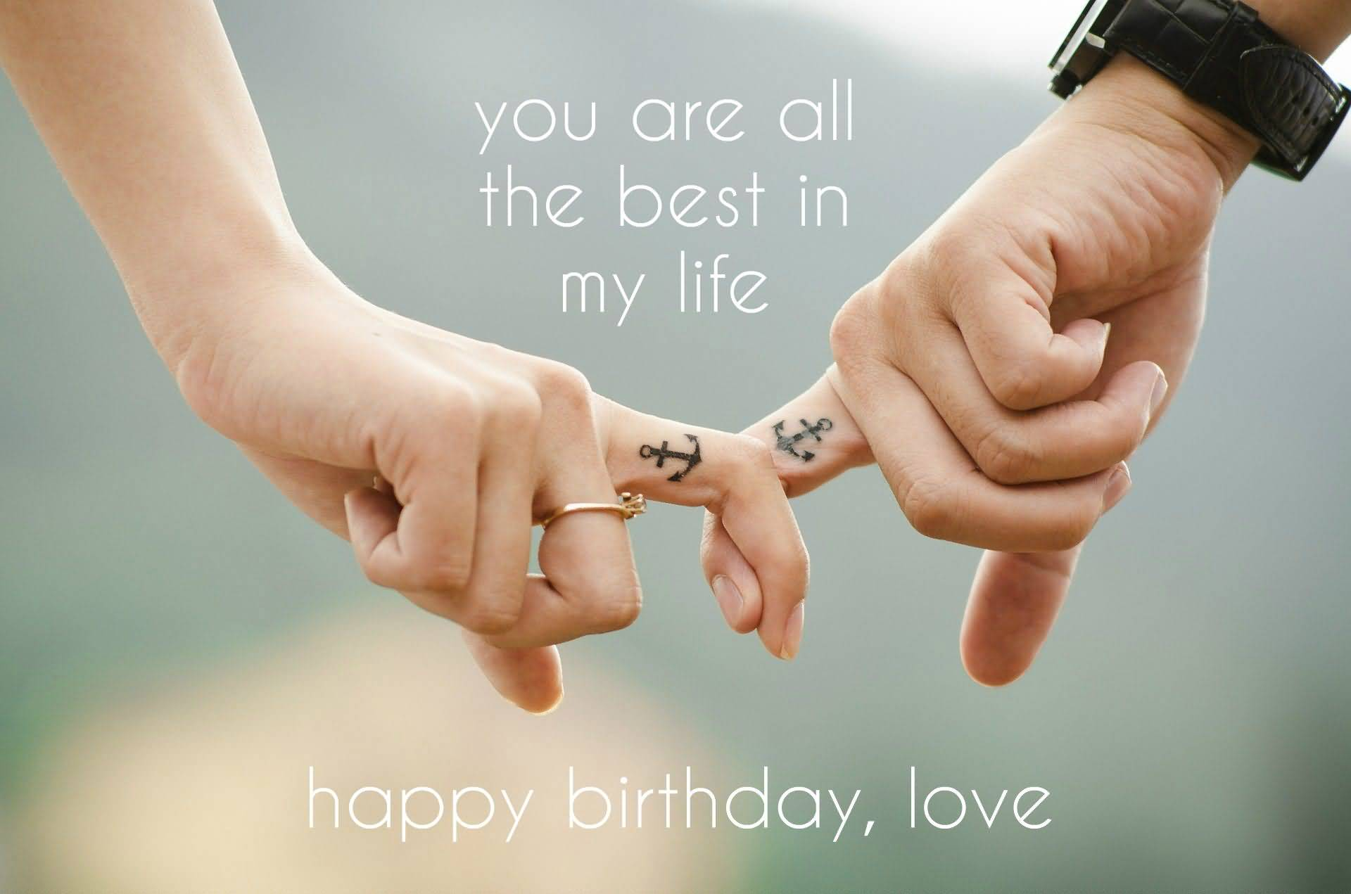 You Are All The Best Couple Birthday Wishes