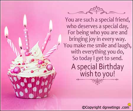 You Are Such A Friend Birthday Wishes