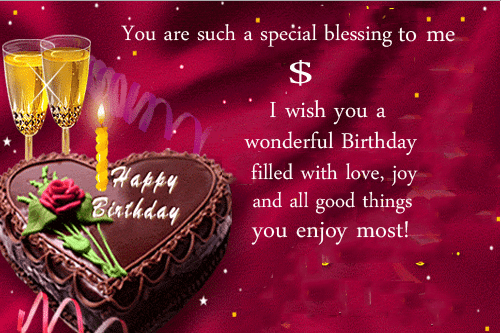 You Are Such A Special Someone Special Birthday Wishes