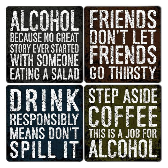 Alcohol Because No Great Alcohol Quotes