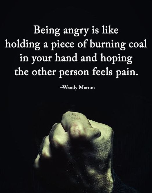 Being Angry Is Like Holding Anger Quotes