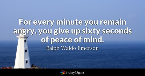 For Every Minute You Anger Quotes
