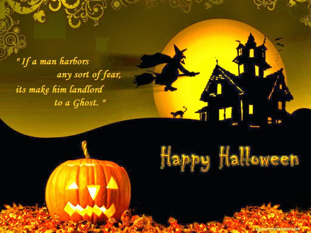 Halloween Wishes Wallpapers Images 07