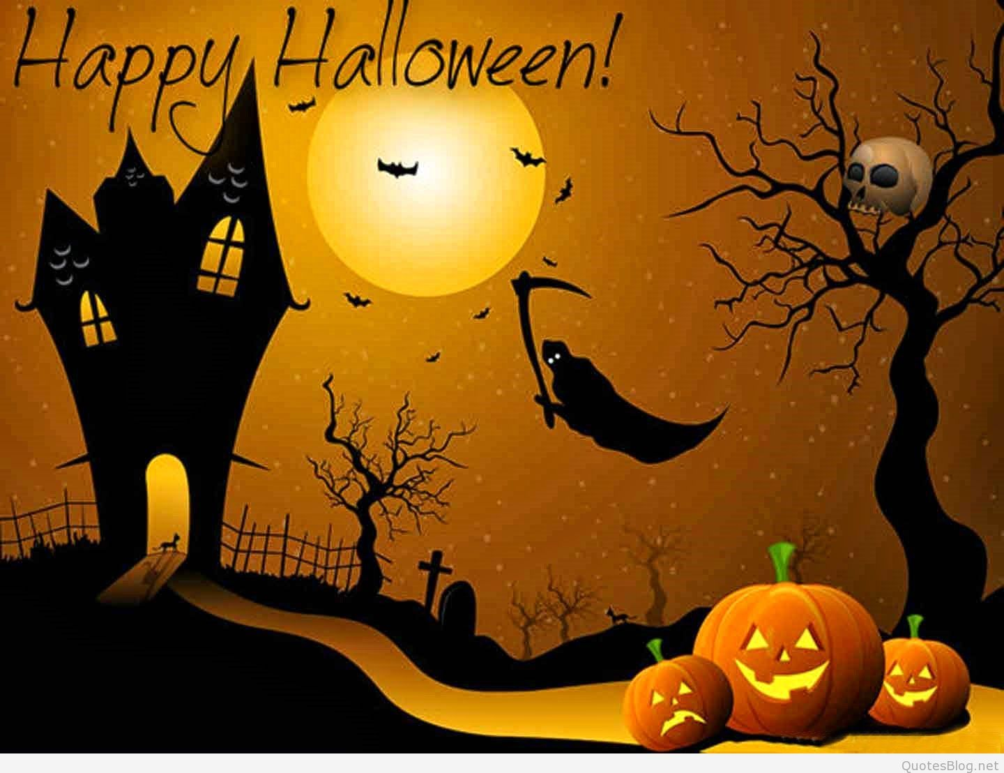 Halloween Wishes Wallpapers Images 09