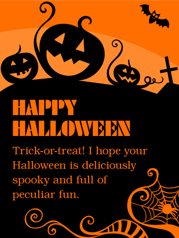 Halloween Wishes Wallpapers Images 10