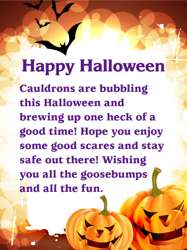 Halloween Wishes Wallpapers Images 11