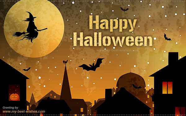 Halloween Wishes Wallpapers Images 18