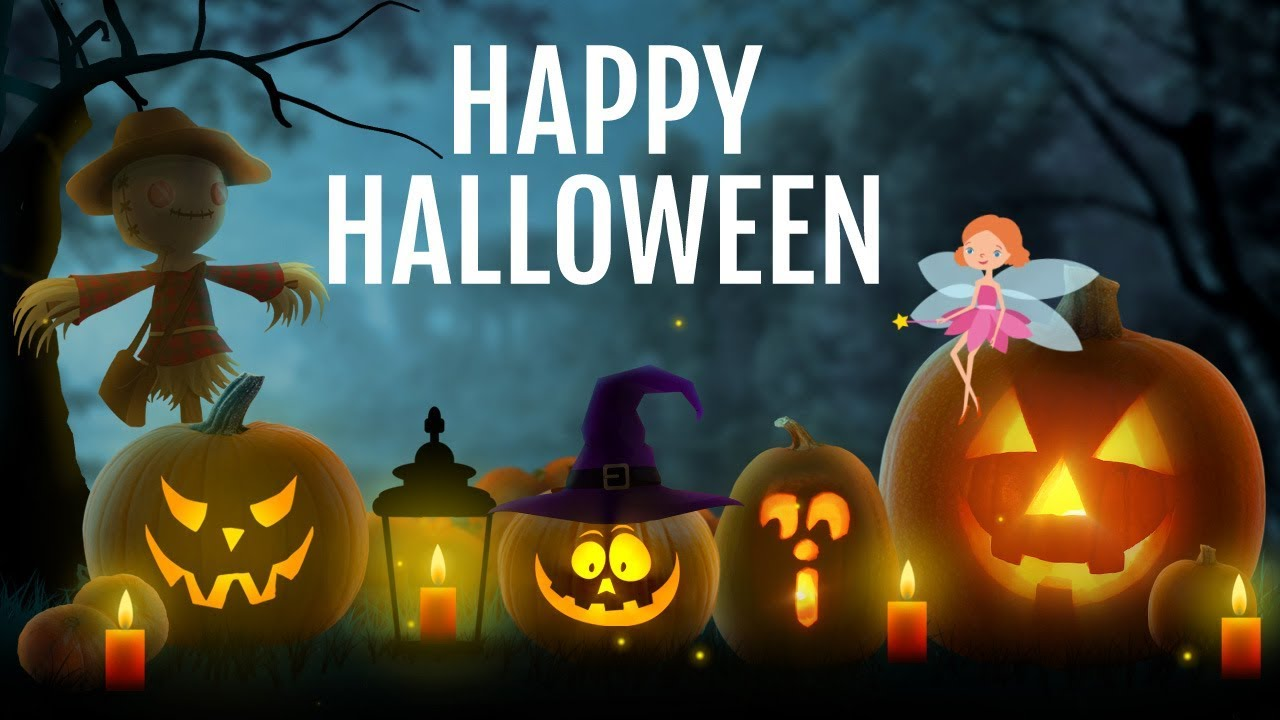 Halloween Wishes Wallpapers Images 19