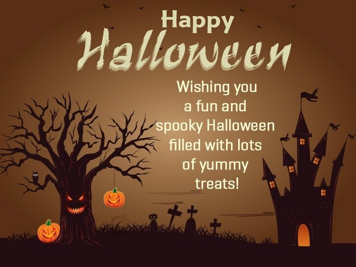 Halloween Wishes Wallpapers Images 20