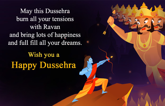 May this dussehra Happy Dussehra