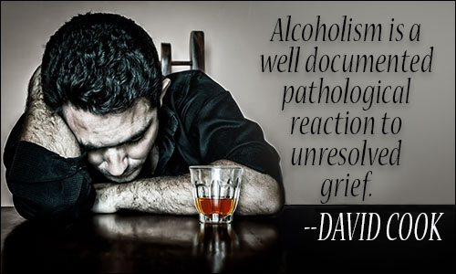 Alcoholism Is A Well Documented Pathological Reaction To Grief