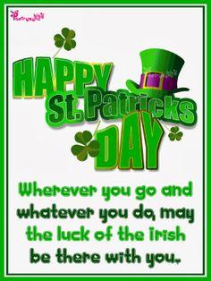 Amazing Wish For St Patricks Day