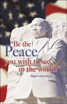 Be The Peace You Wish To See In The World Image