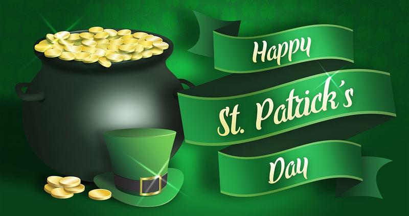 Big Big Day Happy St.Patricks Day Wish Me