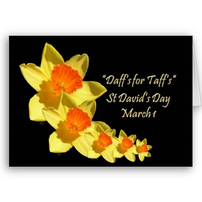 Daff's For Taff's St David Day March One