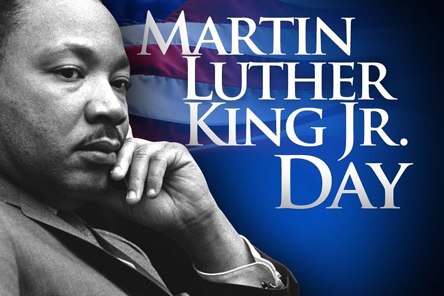 Happy Martin Luther King jr Day This Man  Always Has A Dream