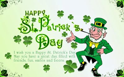 I Wish You A St Patricks Day Have A Great Day