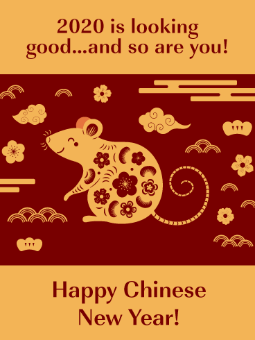 Is Looking  Good And So Are You Happy Chinese