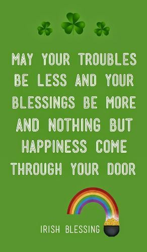 May Your Troubles Be Less And Your Blessing Day Wish
