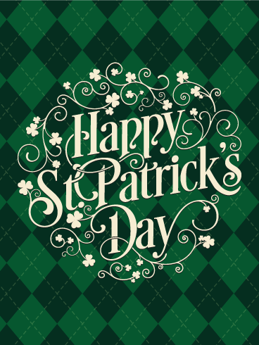 One Day Messege All Happy St. Patricks Day