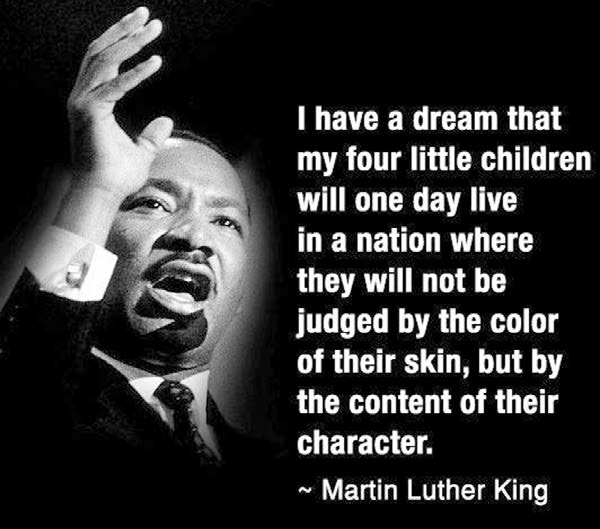 Will One Day Live In A Nation Where Thay  King