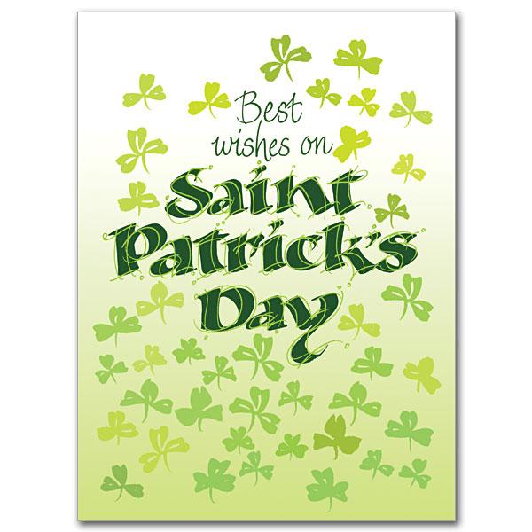 Wishes On Best Saint Patricks Day wish
