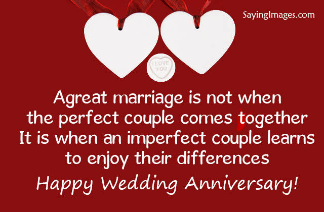 Agreat Marriage Not When The Perfect Couple