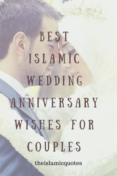 Best Islamic Wedding Wishes For Couple