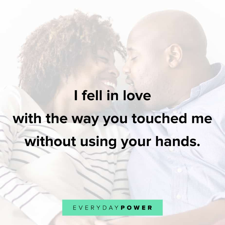 I Fell In Love With The Way You