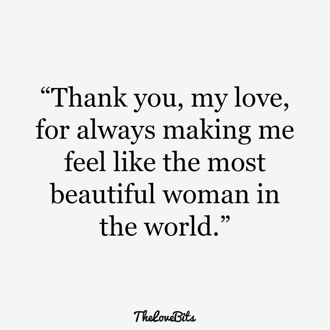 Thank You My Love Making Me I Love My Boyfriend Quotes