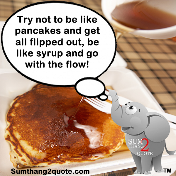 Try Not To BE Like Pancakes And Get