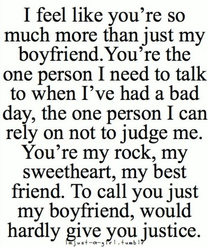 You Are My Rock My Sweet Heart