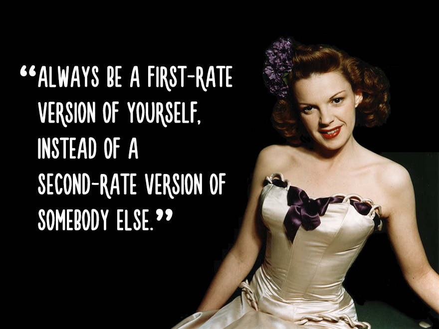 Always Be A First Rate Version