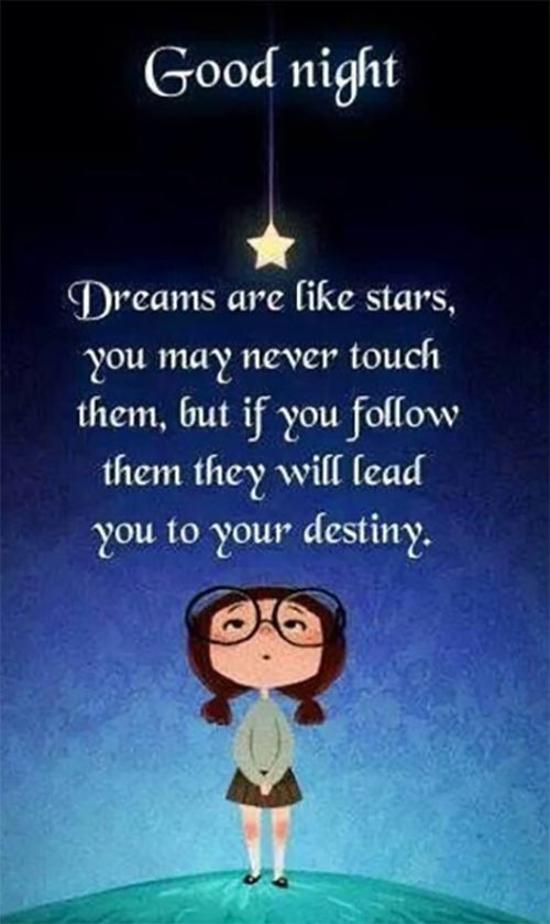 Dreams Are Like Stars You