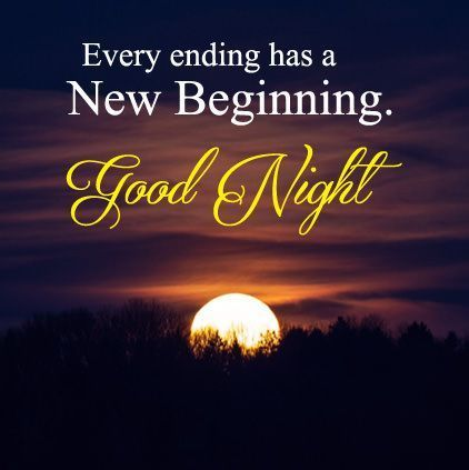 Every Ending Has A New Beginning