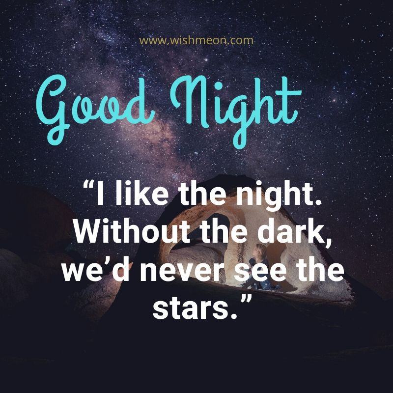 I Like The Night Without