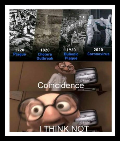 I Think Not Coincidence