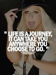 Life Is A Journey It Can Take You Anywhere You Choose To Go